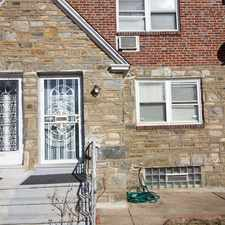 Rental info for 1511 Levick St. in the Mayfair area