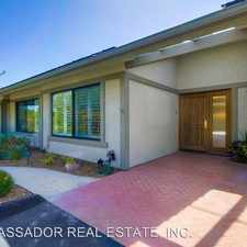 Rental info for 6159 Paseo Delicias