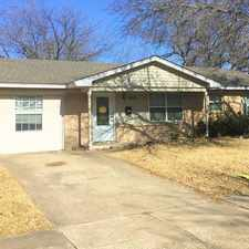 Rental info for Tricon American Homes in the Garland area