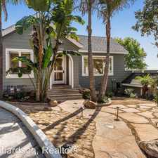 Rental info for 1424 Salinas Pl - Front house