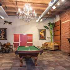 Rental info for Vangard Lofts