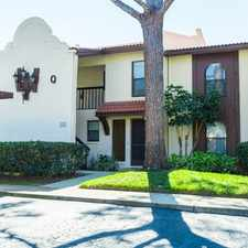 Rental info for 3505 Tarpon Woods Blvd. Unit Q407 in the East Lake area