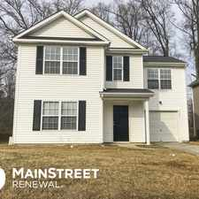 Rental info for Your Dream Home Awaits! in the Charlotte area