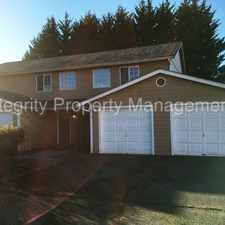 Rental info for Orting 3bdr 1.5 bath Townhouse w/ garage