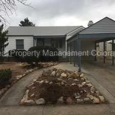 Rental info for 1669 Iola Street in the Aurora area