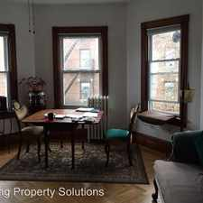 Rental info for 56 Wildey Street