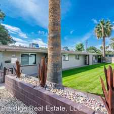 Rental info for 4326 N 21st St in the Phoenix area