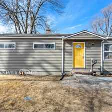 Rental info for 1608 N Pearl St in the Kansas City area