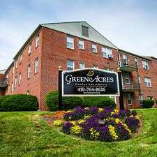 Rental info for Green Acres in the Fallstaff area