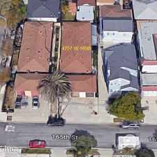 Rental info for 4755 W. 165th Street in the Torrance area