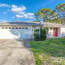 Rental info for 1104 Inverness St
