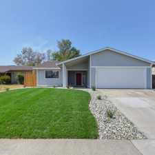 Rental info for Single Family Home in the Sacramento area