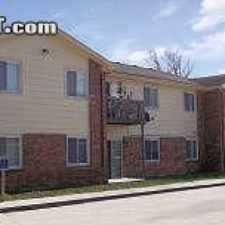 Rental info for Three Bedroom In West Des Moines