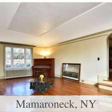 Rental info for Gracious Mediterranean In Heights With Charming... in the Mamaroneck area