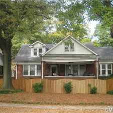 Rental info for Wonderful Two Story Apartment! in the Charlotte area