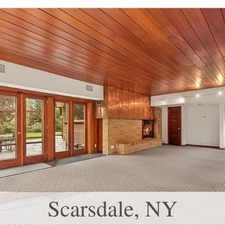Rental info for $12,700/mo - Scarsdale - 3 Bedrooms - Must See ... in the Scarsdale area