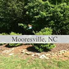 Rental info for House In Great Location. Pet OK! in the Mooresville area