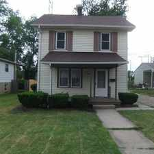 Rental info for Lovely 3 Bedroom, 1 Bathroom Home In South Toledo. in the Toledo area
