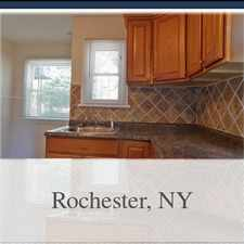Rental info for Newly Refinished 3-bedroom - Near The Irondequo... in the Rochester area