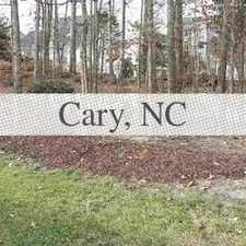 Rental info for 4 Bedroom Home In Brookstone Subdivision. in the Cary area