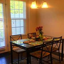 Rental info for 3 Bedrooms Townhouse In Charlotte in the Charlotte area