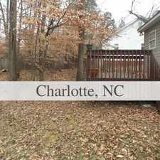 Rental info for Charlotte - This Adorable Ranch Offers Three Be... in the Charlotte area