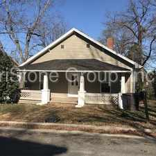 Rental info for 930 Cherry Street in the Statesville area