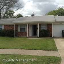 Rental info for 7315 Albert Williams Drive in the Dallas area
