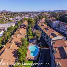 Rental info for 3980 60th St Unit 41 in the San Diego area