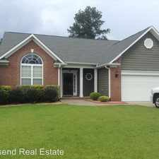 Rental info for 1506 Stonewood Dr. in the Terry Sanford area