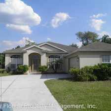 Rental info for 2310 Meadow Oak Circle - ..