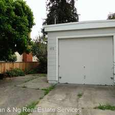 Rental info for 432 Everett St. in the 94530 area