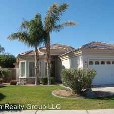 Rental info for 3660 S Hawthorn Dr. 21167273-001 in the Chandler area