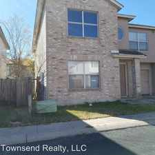 Rental info for 4914 Sunset Glade in the San Antonio area