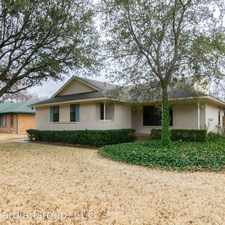 Rental info for 2208 Newgate Drive in the Dallas area