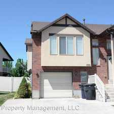 Rental info for 1733 N. Pages Place in the Bountiful area