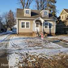 Rental info for 311 Becker Ave SE in the Willmar area