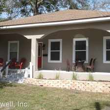 Rental info for 5101 28th Ave S - Family Bungalow in the St. Petersburg area