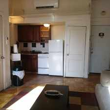 Rental info for 2205 Walnut 3F in the Center City West area