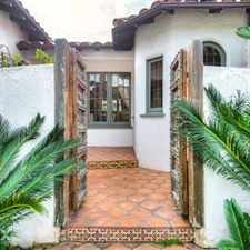 Rental info for 8948 Rosewood Ave in the Los Angeles area