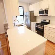 Rental info for 547 Clinton Avenue in the New York area