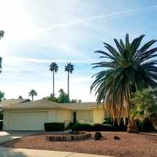 Rental info for CUTE WELL KEPT & UPGRADED CENTRAL SCOTTSDALE HOME in the Sands Neighborhood McCormick Ranch in the Scottsdale area