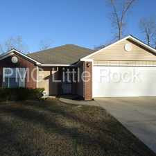 Rental info for 2401 Cherry Creek Circle, Bryant, AR in the 72022 area