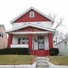 Rental info for Spacious Single Family Home in the Columbus area