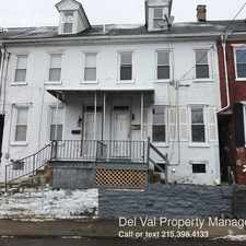 Rental info for 537 Lincoln Avenue