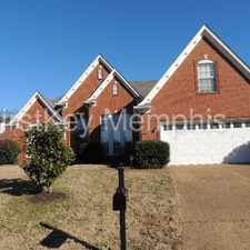 Rental info for 5454 Bridge Meadow Cove E Memphis TN 38125 in the Memphis area