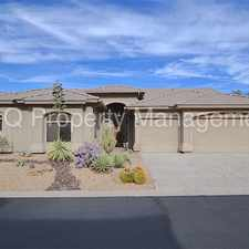 Rental info for Must See! Stunning 3 bedroom Home in Cave Creek!