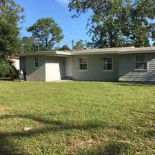 Rental info for Nice Home with Spacious Back Yard and Fence in Jacksonville in the Jacksonville area