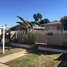 Rental info for Crown Point Remodeled Jewel in the San Diego area
