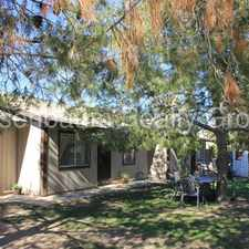 Rental info for Beautiful apt -all tile! Large yard! W/D hookups! in the Mesa area